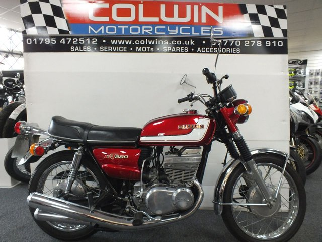 View our SUZUKI GT