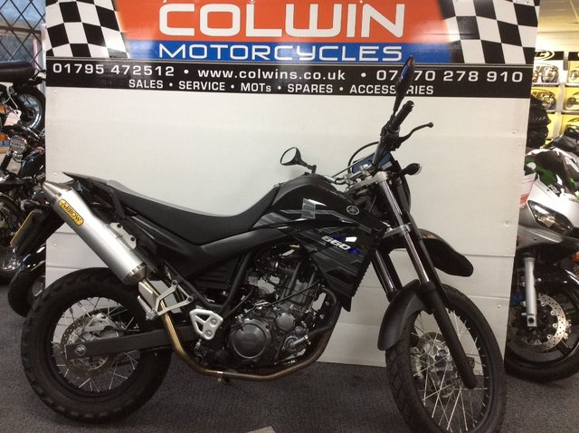 View our YAMAHA XT660R