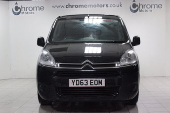 2013 CITROEN BERLINGO 1.6 625 ENTERPRISE L1 HDI 1d 74 BHP £6594.00