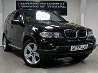 2005 BMW X5 3.0 D SPORT 5d 215 BHP £6980.00