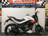 2016 SINNIS SP 125 Naked 125cc £1395.00