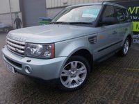 USED 2006 LAND ROVER RANGE ROVER SPORT 2.7 TDV6 HSE 5d AUTO 188 BHP Superb Low Mileage, FSH, Warranty Included