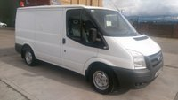 USED 2008 08 FORD TRANSIT 2.2 TDCi 260 Low Roof Panel Van Duratorq 5 DR (SWB) 1 OWNER F/S/H X BT OFFICE UNIT 1 OWNER F/S/H