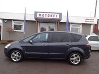 2010 FORD S-MAX 2.0 TITANIUM TDCI 5DR 7 SEATER £SOLD
