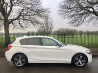 2014 BMW 1 SERIES 1.6 114D SPORT 5d 94 BHP £10995.00