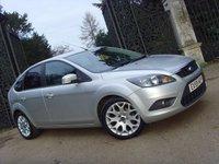 2009 FORD FOCUS 1.6 ZETEC 5d AUTO 100 BHP £3999.00