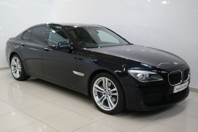 2011 61 BMW 7 SERIES 3.0 730D M SPORT 4d AUTO 242 BHP