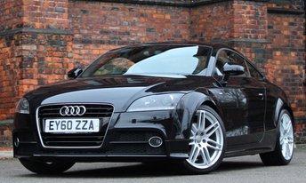 2010 AUDI TT 2.0 TFSI SPORT 2d AUTO 211 BHP £SOLD