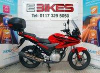 2011 HONDA CBF125 M-B  £1595.00