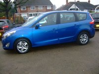 2011 RENAULT GRAND SCENIC 1.5 EXPRESSION DCI DIESEL AUTO 7 SEATER £5999.00
