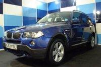 2007 BMW X3 2.0 D SE 5d  £6195.00