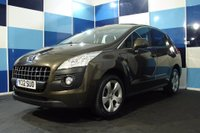 2012 PEUGEOT 3008 1.6 HDi Active 5dr £5829.00
