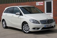 USED 2012 12 MERCEDES-BENZ B CLASS 1.8 B200 CDI BLUEEFFICIENCY SE 5d 136 BHP 24 MONTH WARRANTY + ALLOY WHEEELS + AIR CONDITIONING