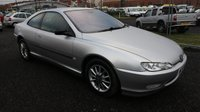 2003 PEUGEOT 406 2.2 BLACK/SILVER 2d 156 BHP £1095.00