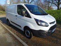 2013 FORD TRANSIT CUSTOM 2.2 290 LR P/V 1d 99 BHP £9995.00