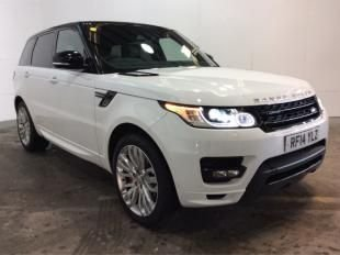 2014 14 LAND ROVER RANGE ROVER SPORT 3.0 SDV6 AUTOBIOGRAPHY DYNAMIC 5d AUTO 288 BHP SOLD SOLD DELIVERING TO  SURREY