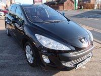 2009 PEUGEOT 308 1.6 SW SE HDI 5d 110 BHP £3995.00