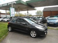 USED 2009 09 PEUGEOT 207 1.4 VERVE HDI 3d 69 BHP