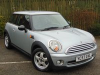 2007 MINI HATCH ONE 1.4 ONE 3d £3441.00