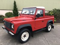 1996 LAND ROVER DEFENDER 2.5 90 HT TDI 1d 111 BHP £SOLD