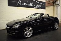 2012 MERCEDES-BENZ SLK 2.1 SLK250 CDI BLUEEFFICIENCY AMG SPORT 2d AUTO 204 BHP £15799.00
