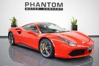USED 2016 16 FERRARI 488 3.9 GTB 2d AUTO 660 BHP