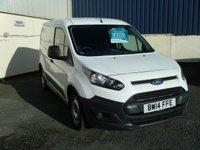 2014 FORD TRANSIT CONNECT 1.6 200 P/V 1d 74 BHP £8995.00