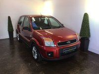 2006 FORD FUSION 1.6 STYLE CLIMATE 16V 5d AUTO 100 BHP £2890.00
