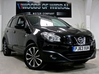 2013 NISSAN QASHQAI+2 1.6 DCI 360 IS PLUS 2 5d 130 BHP 7 SEATER £12980.00