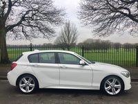 2013 BMW 1 SERIES 2.0 120D M SPORT 5d 181 BHP £12495.00