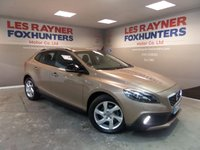 2013 VOLVO V40 1.6 D2 CROSS COUNTRY LUX 5d 113 BHP £10999.00