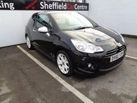 2010 CITROEN DS3 1.6 HDI BLACK AND WHITE 3d 90 BHP £6475.00