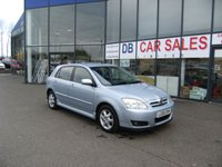 USED 2006 55 TOYOTA COROLLA 1.4 T3 VVT-I 5d 92 BHP £0 DEPOSIT, LOW RATE FINANCE ANYONE, DRIVE AWAY TODAY!!