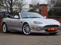 USED 2000 V ASTON MARTIN DB7  5.9 Volante 2dr 1 OWNER FROM NEW + FSH + LHD