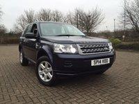 2014 LAND ROVER FREELANDER 2 2.2 SD4 GS 5d AUTO 190 BHP £18250.00