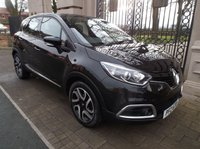 USED 2013 63 RENAULT CAPTUR 0.9 DYNAMIQUE MEDIANAV ENERGY TCE S/S 5d 90 BHP £ 30 ROAD TAX SAT/NAV BLUETOOTH PHONE AIR/CON CRUISE CONTROL *** FINANCE & PART EXCHANGE WELCOME ***