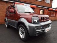 2008 SUZUKI JIMNY 1.3 JLX PLUS 3d 85 BHP £5489.00