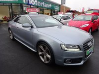 2009 AUDI A5 2.0 TDI S LINE SPECIAL EDITION 2d 168 BHP £9000.00