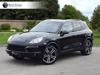 USED 2013 63 PORSCHE CAYENNE 3.0 D V6 TIPTRONIC 5d AUTO 245 BHP 21 WHEELS PANORAMIC SUNROOF