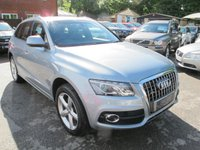 USED 2009 59 AUDI Q5 2.0 TDI QUATTRO  S LINE 5d 168 BHP FULL LEATHER