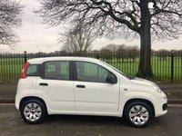 2012 FIAT PANDA 1.2 POP 5d 69 BHP £3995.00