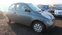 USED 2004 04 NISSAN MICRA 1.2 S 3d 80 BHP * TRADE CLEARANCE - PROJECT *