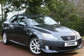 2008 LEXUS IS 2.5 250 4d AUTO 204 BHP £7295.00