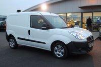 2011 FIAT DOBLO 1.2 16V MULTIJET 1d 90 BHP £3895.00