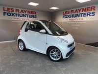 2013 SMART FORTWO 1.0 PASSION MHD 2d AUTO 71 BHP £4399.00