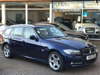 2011 BMW 3 SERIES 2.0 320D EXCLUSIVE EDITION TOURING 5d 181 BHP £11295.00