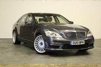 2010 MERCEDES-BENZ S CLASS 6.2 S63 AMG L 4d AUTO 525 BHP £23980.00
