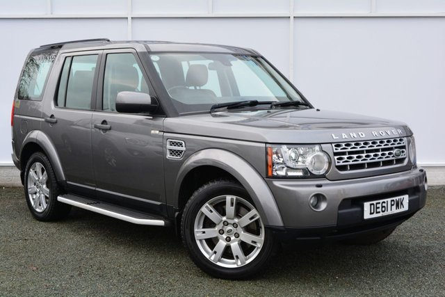 2011 61 LAND ROVER DISCOVERY 3.0 4 SDV6 XS 5d 245 BHP