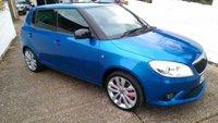 2011 SKODA FABIA 1.4 VRS DSG 5d AUTO 180 BHP £6850.00