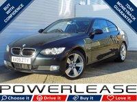 2009 BMW 3 SERIES 2.0 320D SE HIGHLINE 2d £115 PER MONTH £6589.00